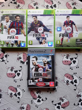 FIFA PARA XBOX 360