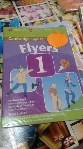 cambribge english fliyers 1 9780521693448