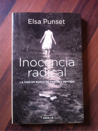 Inocencia Radical Libro