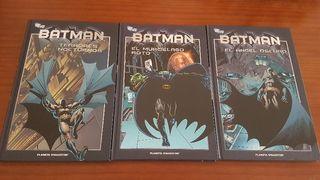 Batman La Colección 3 tomos
