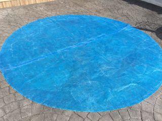 Cubre piscina redondo 3m