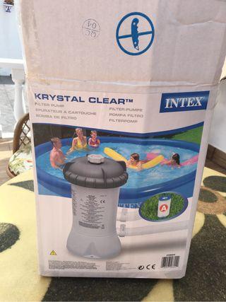 Bomba de piscina Krystal Clear