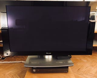 Television + Home Cinema + DVD Pioneer-PDP-435-FDE