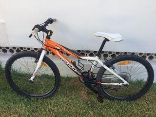 Bicicleta precio rebajado