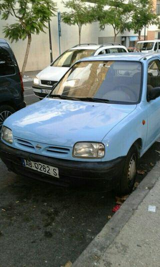 Nissan Micra 1997 gasolina con ITV
