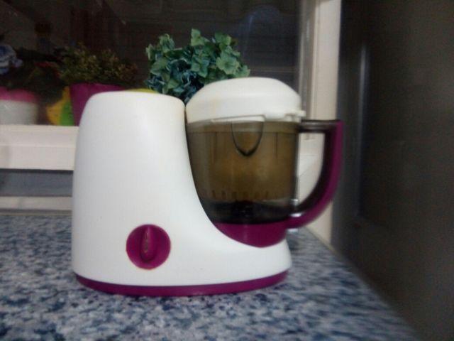 robot cocina bebes