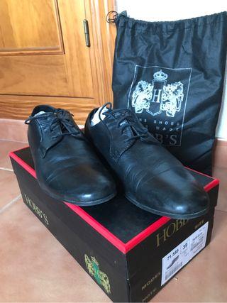 Zapatos de vestir hombre (piel) talla 39