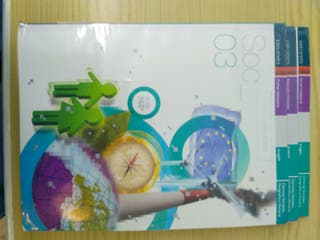 Libro Sociales 3° ESO Aragón