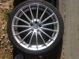 Llantas aluminio coche