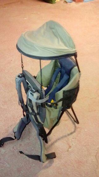 Mochila para trasportar bebe Deuter