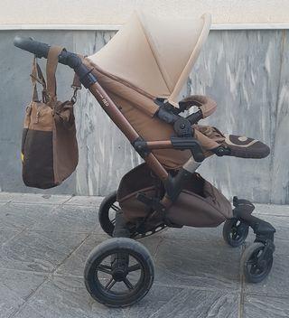 REBAJADO Silla de paseo Concord con bolso