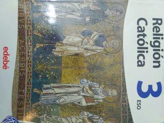 Libro Religión 3° ESO