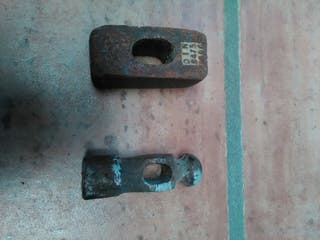 dos martillos sin cabo