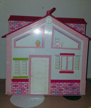 casa juguete ( muñeca barriguita)