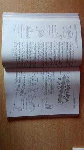 libro de griego 1° bachillerato