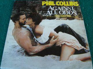 "PHIL COLLINS.-AGAINST ALL ODDS- SINGLE VINILO 7""."