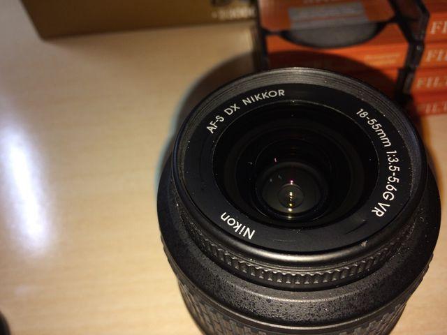 Pack Nikon D3000