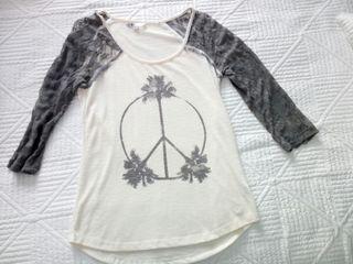 camiseta chica Volcom