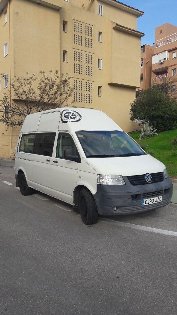 Volkswagen Transporter -t5 2008 L2H2