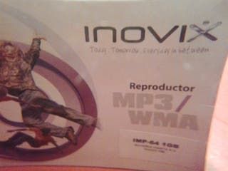 Reproductor mp3 radio 1gb
