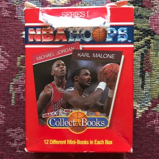 Mini-Books NBA Hoops