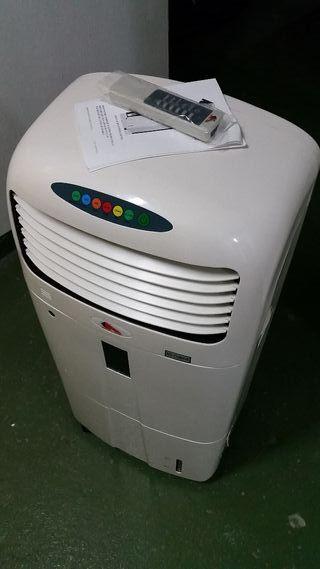 aparato de aire acondiciondo portatil