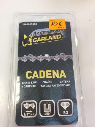 CADENA MOTOSIERRAS GARLAND