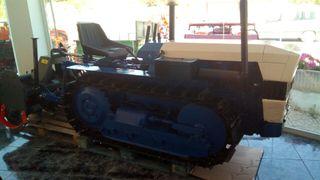 Tractor oruga cadenas