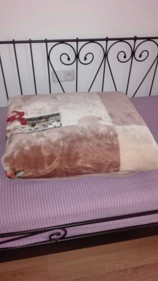 Manta cama 135