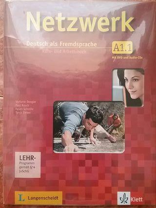 libro alemán A1
