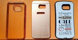 Funda Samsung S6