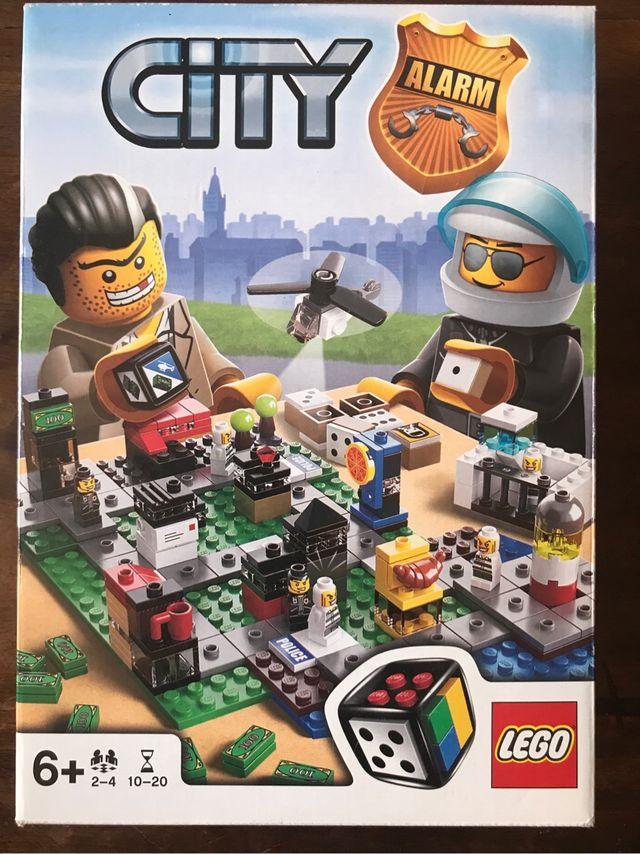 Lego City Juego De Mesa De Segunda Mano Por 12 En Alcala De