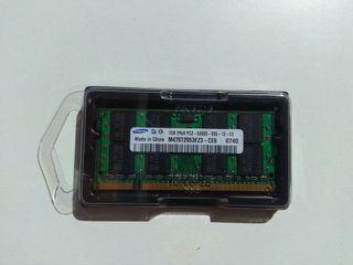 Ram portátil 1Gb PC2-5300s Samsung