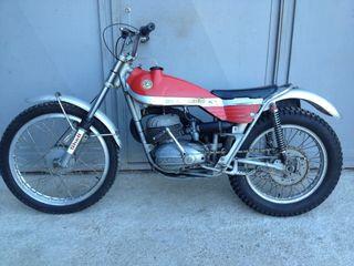 bultaco sherpa mod 49 1 serie