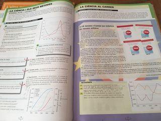 Libro Ciències Món Cont.1 batx