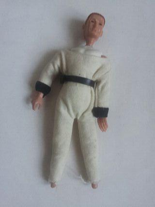 Madelman antiguo original de Madel con uniforme