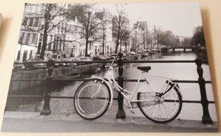 Cuadro foto Amsterdam