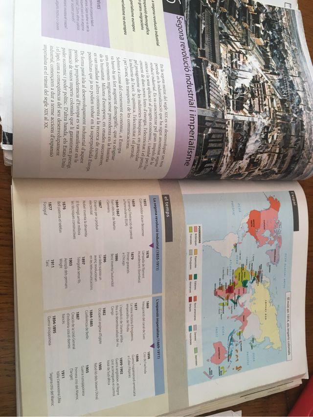 Libro Història 1 batxillerat