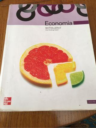 Libro economia batxillerat