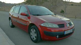 Renault Megane Megane 2004