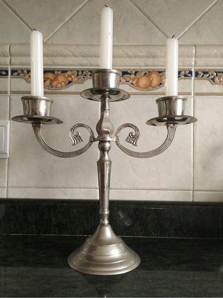 Candelabro 3 velas