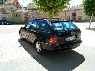 Mercedes avant c 2005