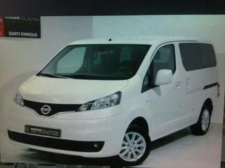 Nissan Evalia diciembre 2016