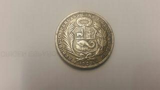 1 Moneda del Peru..