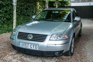 Volkswagen passat 2004 V6 4mot