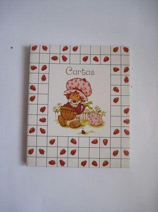 Carpeta Tarta de fresa strawberry pie cartas