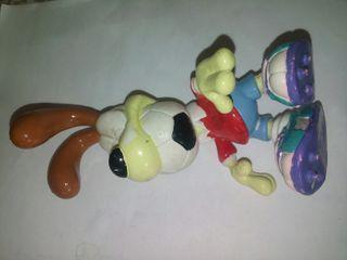 muñeco goma