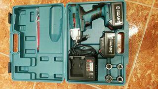 neumatica a bateria 24w
