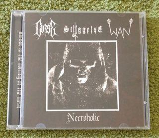 CD Curse / Styggelse / Wan - Split