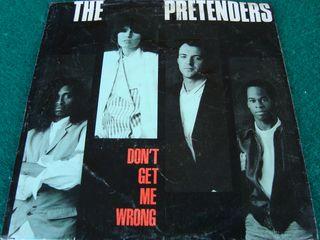 "THE PRETENDERS.- SINGLE VINILO 7""."